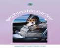 Best Dog Portable Car Seat !