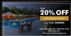 Best Resort Room - FLAT 20% OFF | The Kikar Lodge