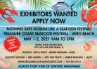 Call for Artists and Craftsmen Treasure Coast Seafood Festival – Vero Beach