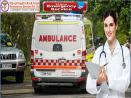 Choose Most Secure Ground Ambulance Service in Imphal East by Panchmukhi