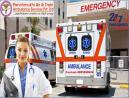 Pick the Highly Secure Road Ambulance Service in Churachandpur by Panchmukhi