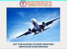 Utilize the Optimum Air Ambulance Service in Gaya with Unique Healthcare Support.