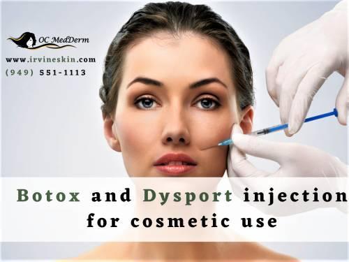 Anti-wrinkle Treatment | Dysport Irvine | OC MedDerm