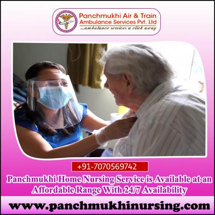 Avail of the Cheapest Fare Panchmukhi Home Nursing Service in Boring Road