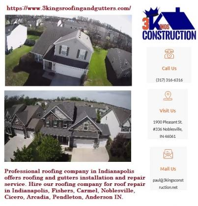 Siding Installation Services in Indianapolis
