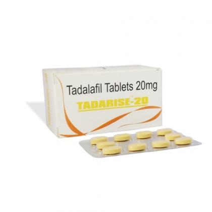 Tadarise to cure Erectile Dysfunction
