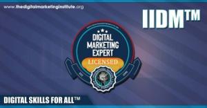 Licensed Digital Marketing Expert™   Virtual Instructor Led Workshop  