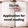 Application For Novel Reading : Kitabo.in