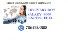 DIRECT JOINING IN DELIVERY BOY