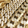 Exotic gold chains collections at Exotic Diamonds