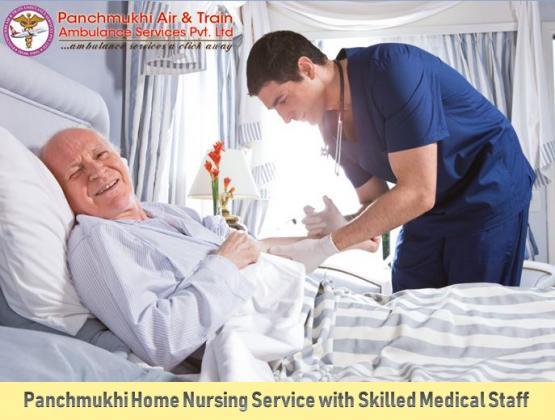 Book Reliable Home Nursing in Katihar by Panchmukhi Home Nursing