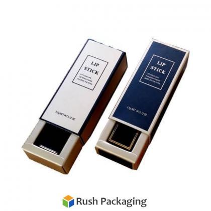 Custom Lipstick Box Template enhance your business