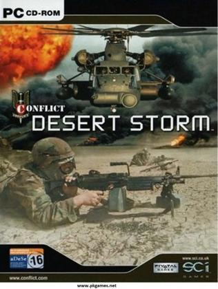 DesertStorm Laptop/Desktop Computer Game.