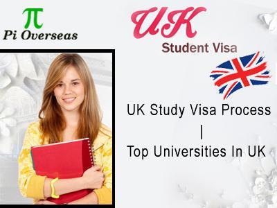 UK Study Visa Process   Top Universities In UK