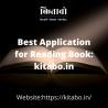 Best Application for Reading Book: kitabo.in