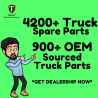 TATA Truck Aftermarket Spare Parts At Most Affordable Prices *Get DEALERSHIP NOW*