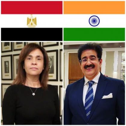 Indo Egypt Cultural Forum Celebrated National Day of Egypt