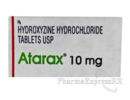 Treat Your Skin Allergy with Generic Atarax, Buy It on PharmaExpressRx