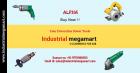 Alpha power tools equipment distributors- +91-9773900325