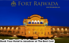 Book Your Hotel in Jaisalmer at The Best Cost