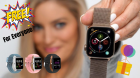 Get a Free Brand new Smart watch   Attractive smartwatch for everyone