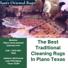 Get The Traditional Cleaning Rugs In Plano Texas Services