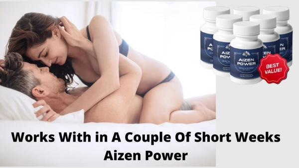 Aizen Power Is Entirely Safe Supplement Pills