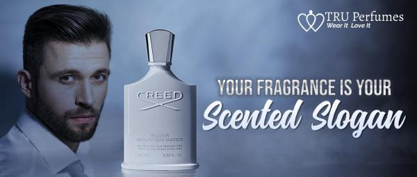 Know that your fragrance is your scented slogan