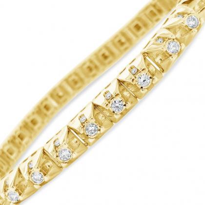 Qualitative Tennis Bracelet for Men in San Antonio - Exotic Diamonds