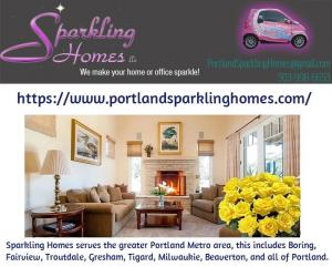 Weekly house cleaning & Monthly house cleaning in Portland
