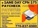 404-707-6645 $75 CPN NUMBER VERIFICATION TRADELINES CREDIT REPAIR