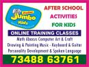 Online Tuitions | Grade One to Grade Seven | 2002 |  7348863761