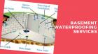 Basement Wall Waterproofing Services