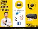 INSTALL CANON PIXMA DRIVERS FOR APPLE PC