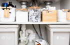 Make Your Kitchen More Organized Using labels in your kitchen may help you stay organised.
